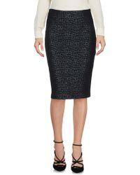 Hack - Knee Length Skirt - Lyst