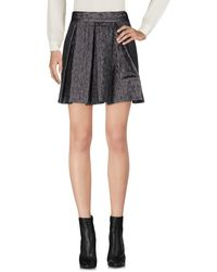 Le Complici - Mini Skirt - Lyst