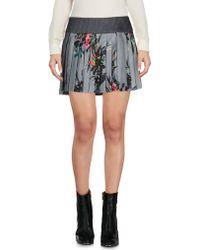 Siviglia - Mini Skirt - Lyst