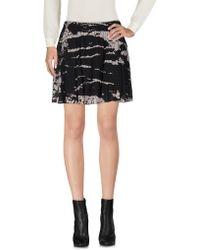 Volcom - Mini Skirt - Lyst