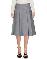 FWSS - 3/4 Length Skirt - Lyst