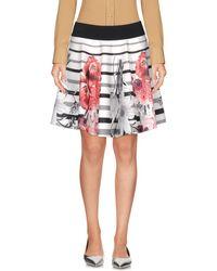 Guttha - Mini Skirt - Lyst