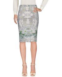 Les Éclaires - Knee Length Skirt - Lyst