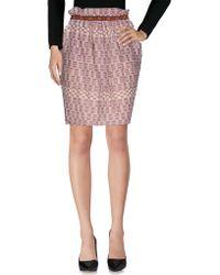 Twenty8Twelve - Knee Length Skirt - Lyst