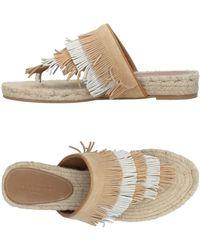 Sonia Rykiel - Toe Post Sandal - Lyst