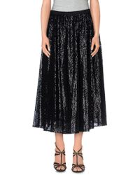 MICHAEL Michael Kors - 3/4 Length Skirts - Lyst