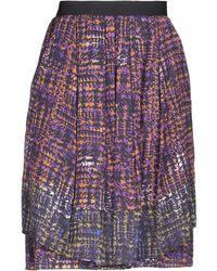 Schumacher - Knee Length Skirt - Lyst