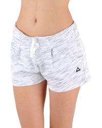 Le Coq Sportif - Shorts - Lyst