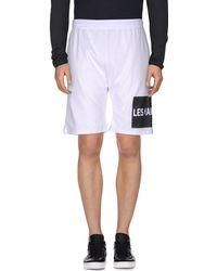 LES (ART)ISTS - Les (art)ists Bermuda Shorts - Lyst