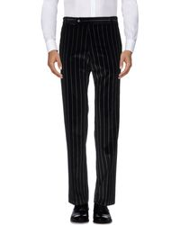HUGO - Casual Trousers - Lyst
