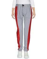 Fanfreluches - Casual Trousers - Lyst