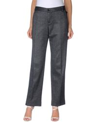 Dirk Bikkembergs Sport Couture - Casual Trousers - Lyst