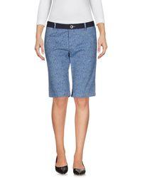 AT.P.CO | Bermuda Shorts | Lyst
