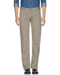 Armani Jeans - Casual Pants - Lyst