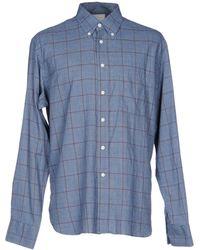 Billy Reid - Shirts - Lyst