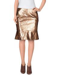 Three Floor - Knee Length Skirt - Lyst