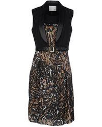 SuperTrash - Short Dress - Lyst