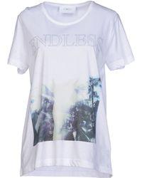 April77 - T-shirt - Lyst