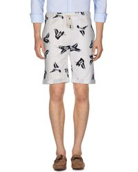 Band of Outsiders - Bermuda Shorts - Lyst