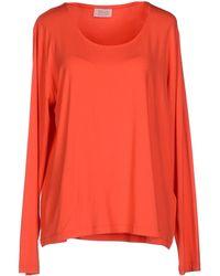 Rena Lange | T-shirt | Lyst