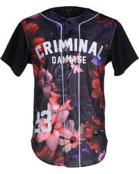 Criminal Damage - Shirt - Lyst