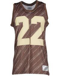 Jeremy Scott for adidas - T-shirt - Lyst