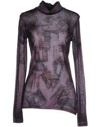 Shirt C-zero - Turtleneck - Lyst