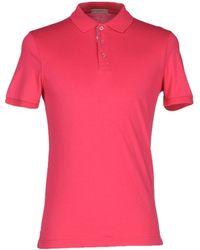 Burberry Brit - Polo Shirt - Lyst