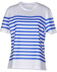 Hogan - T-shirt - Lyst