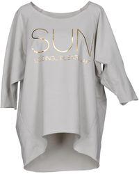 Au Soleil De Saint Tropez - Sweatshirt - Lyst