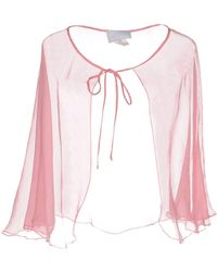 Luisa Beccaria - Capes & Ponchos - Lyst