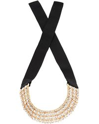 Carla G - Necklace - Lyst