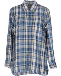 Current/Elliott - Shirt - Lyst
