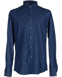 Hamptons - Denim Shirt - Lyst