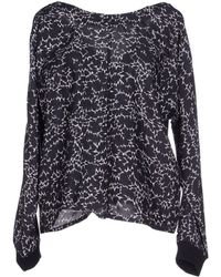 Surface To Air - Blouse - Lyst