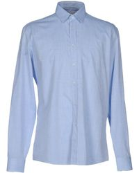 Grey Daniele Alessandrini - Shirt - Lyst