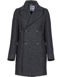 Moschino - Coat - Lyst