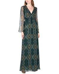 DHELA - Long Dress - Lyst