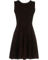 Antonino Valenti - Short Dress - Lyst