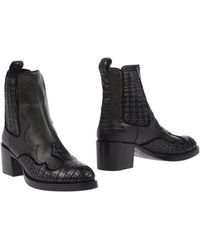 Car Shoe - Ankle Boots - Lyst