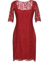 Mikael Aghal - Short Dress - Lyst