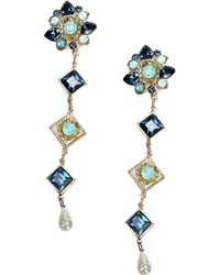 Elizabeth and James - Necklace - Lyst