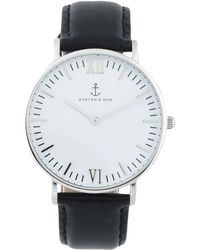 KAPTEN & SON - Wrist Watch - Lyst
