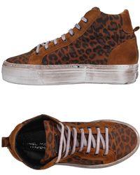 Gisèl Moirè Paris - High-tops & Sneakers - Lyst