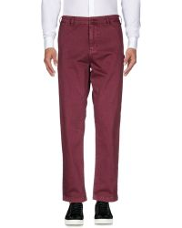 Stussy - Casual Trouser - Lyst