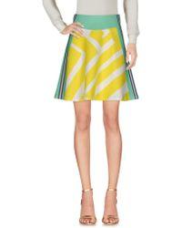 Pepe Jeans - Knee Length Skirt - Lyst