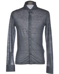 Cruciani - Shirts - Lyst