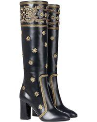 Alberta Ferretti Boots - Black
