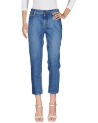 Michael Coal - Denim Pants - Lyst