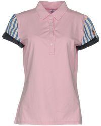 Cooperativa Pescatori Posillipo - Polo Shirts - Lyst